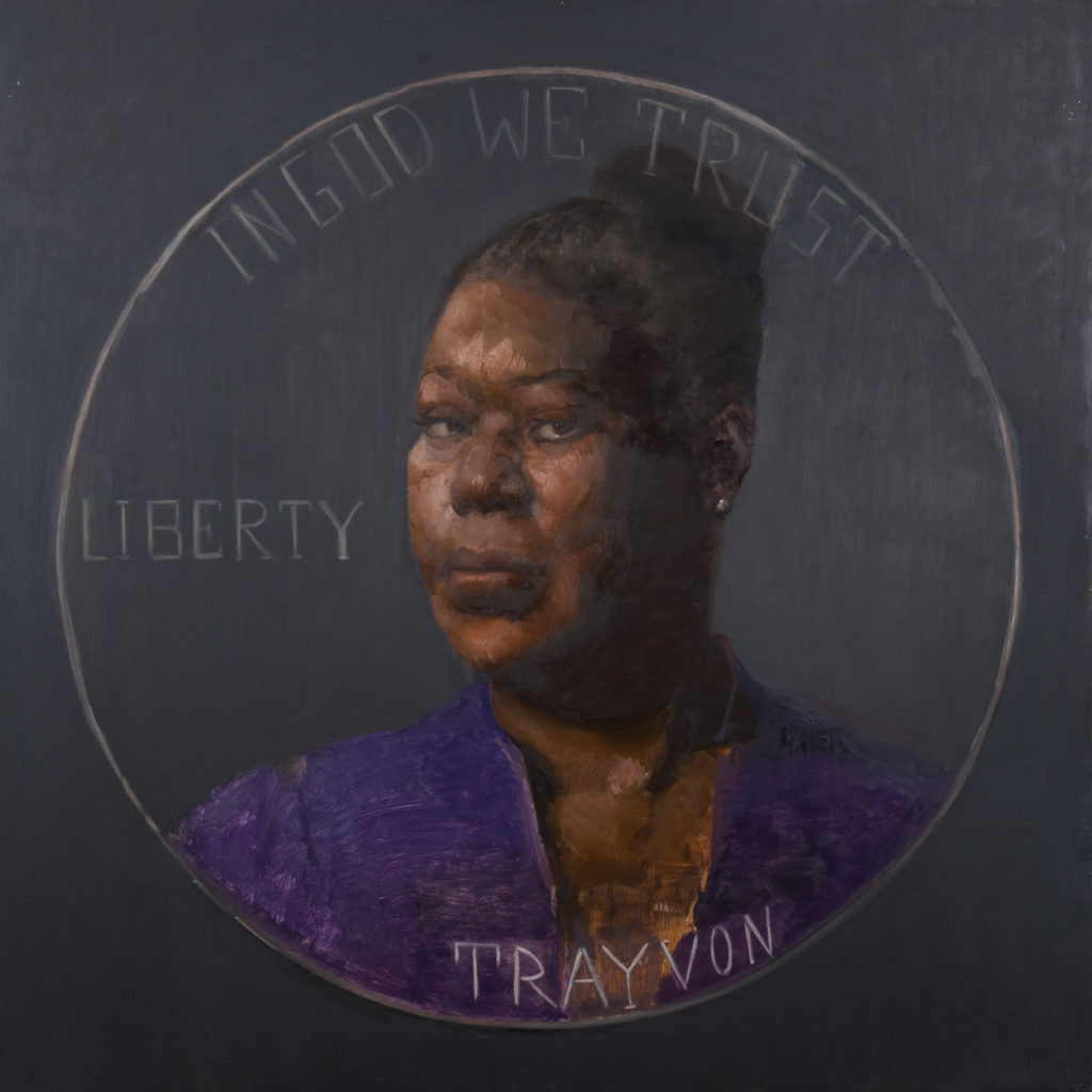 Sybrina Fulton, mother of Trayvon Martin